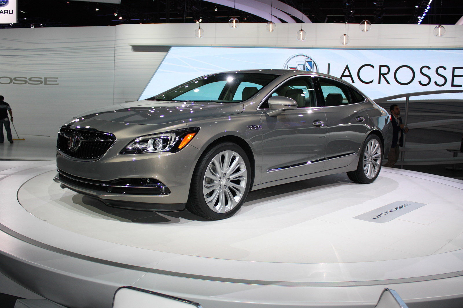 2017 Buick Lacrosse Picture 656379 Car Review Top Speed