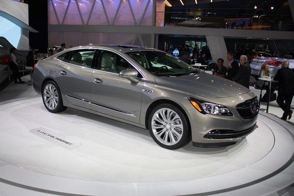 2017 buick lacrosse picture 656381 car review top speed. Cars Review. Best American Auto & Cars Review