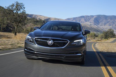 2017 Buick LaCrosse - image 656227