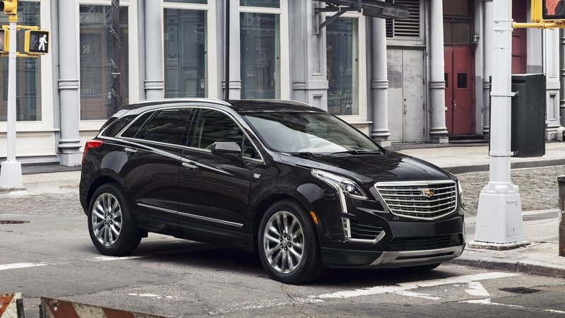 2017 Cadillac XT5 High Resolution Exterior - image 654749
