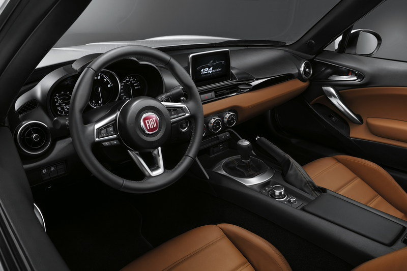 2019 Abarth 124 Coupe Top Speed