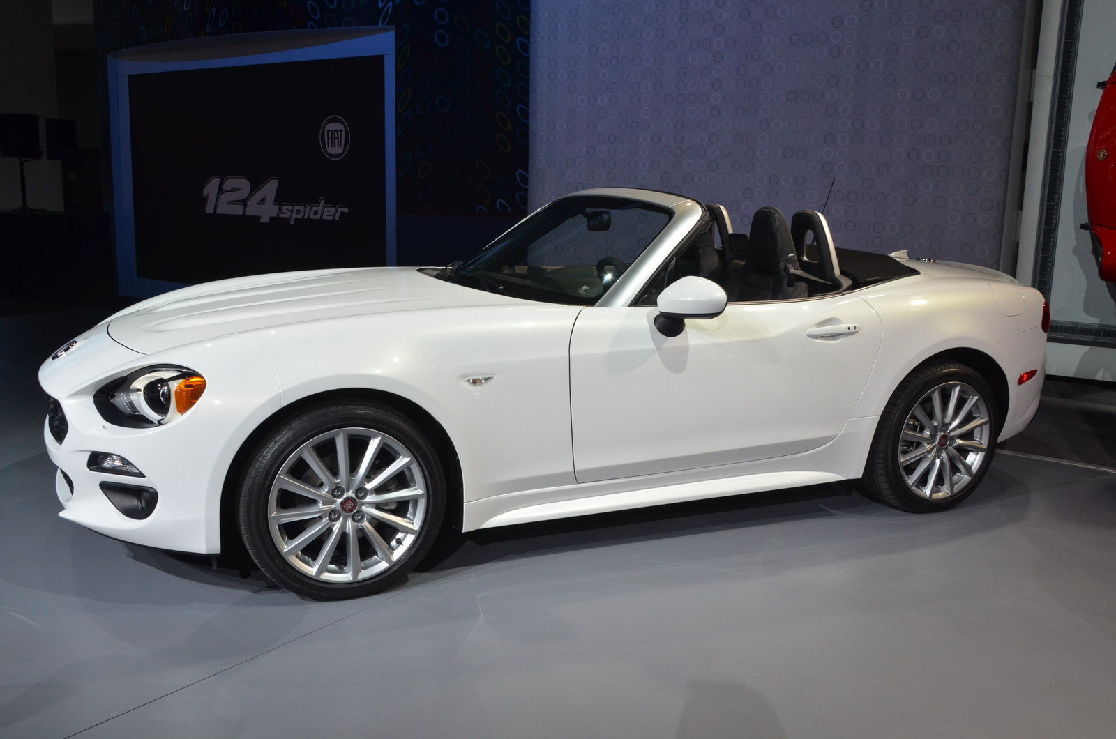 2017 fiat 124 spider picture 656609 car review top speed. Black Bedroom Furniture Sets. Home Design Ideas