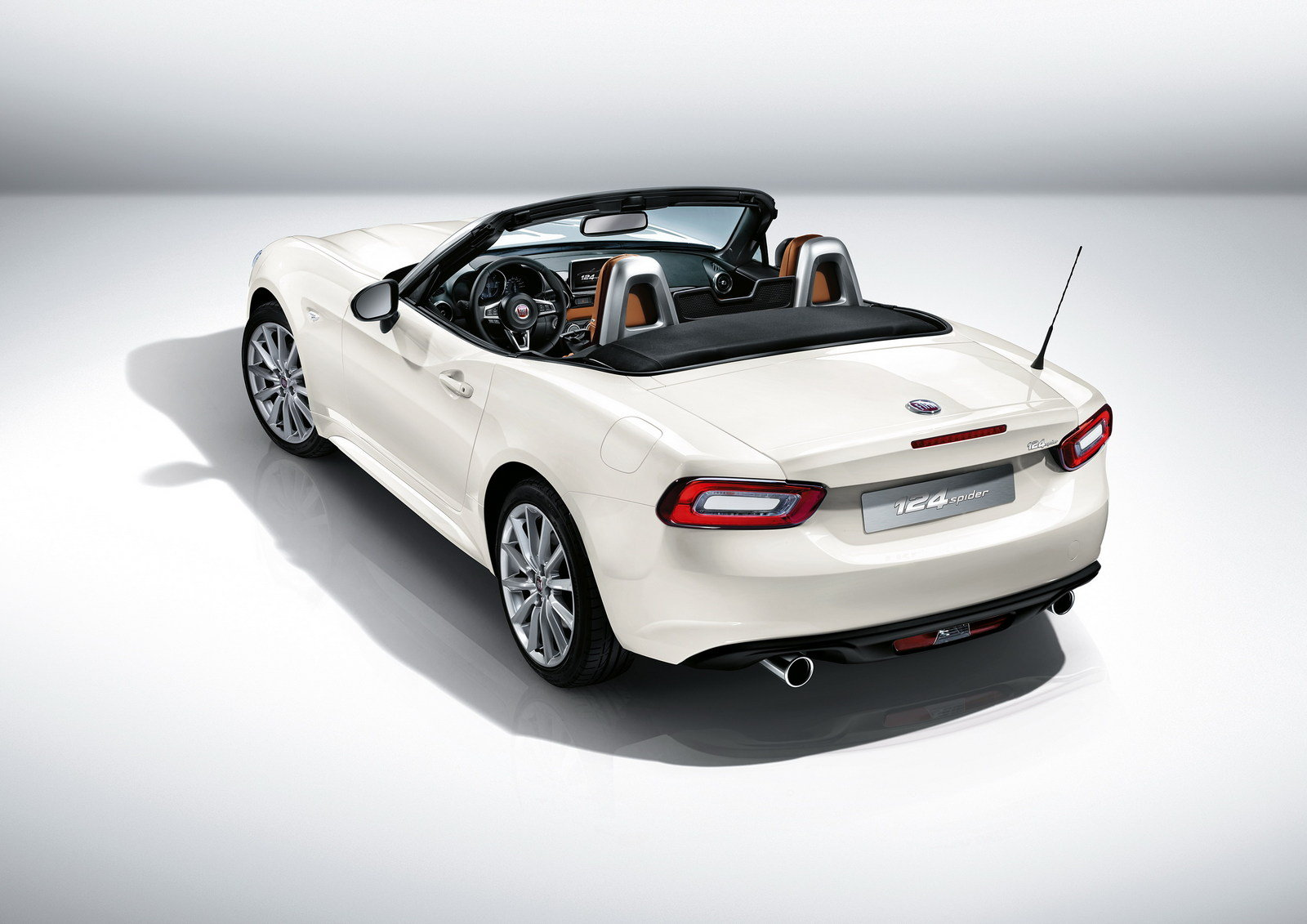 2017 fiat 124 spider picture 656063 car review top speed. Black Bedroom Furniture Sets. Home Design Ideas