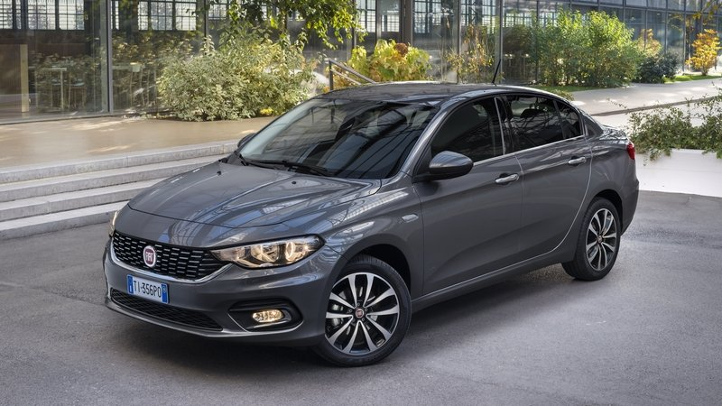 2017 Fiat Tipo - image 657851