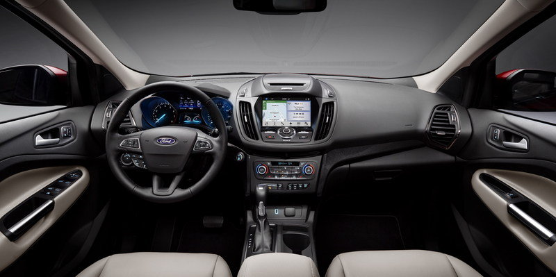 2017 Ford Escape High Resolution Interior - image 655887