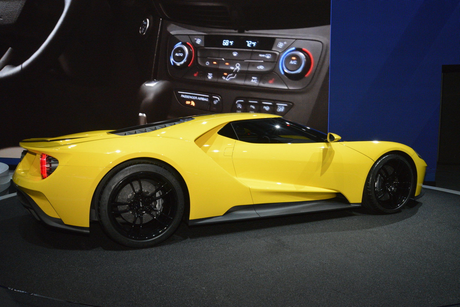 2017 ford gt picture 656409 car review top speed. Black Bedroom Furniture Sets. Home Design Ideas