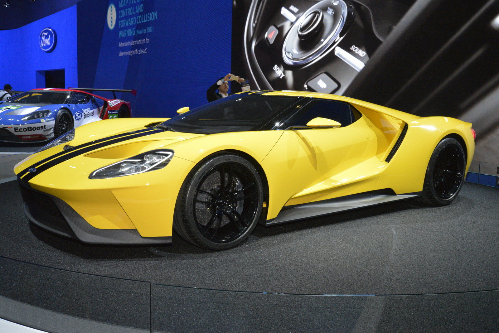 2017 ford gt picture 656401 car review top speed. Black Bedroom Furniture Sets. Home Design Ideas