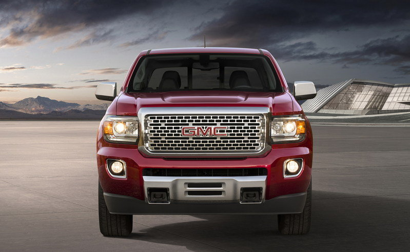 2017 GMC Canyon Denali High Resolution Exterior - image 655836