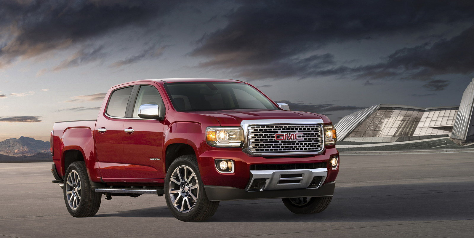 2017 gmc canyon denali picture 655835 truck review top speed. Black Bedroom Furniture Sets. Home Design Ideas
