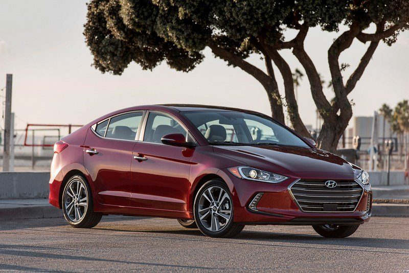 2017 Hyundai Elantra High Resolution Exterior - image 656279