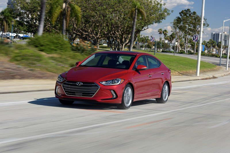 2017 Hyundai Elantra High Resolution Exterior - image 656275