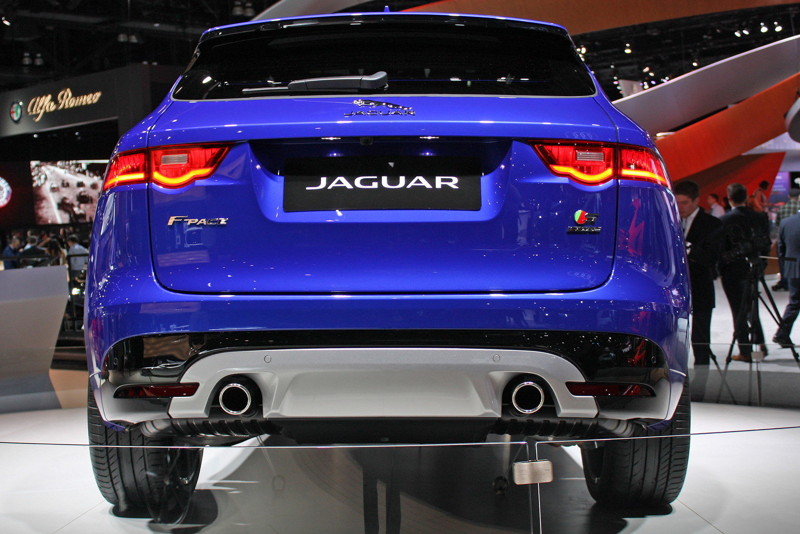 2017 jaguar f pace picture 656753 car review top speed. Black Bedroom Furniture Sets. Home Design Ideas