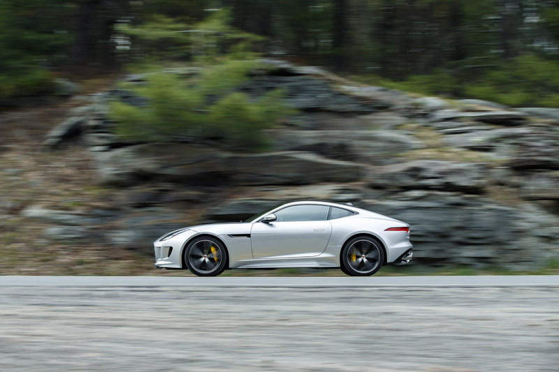2017 Jaguar F-Type High Resolution Exterior - image 655259