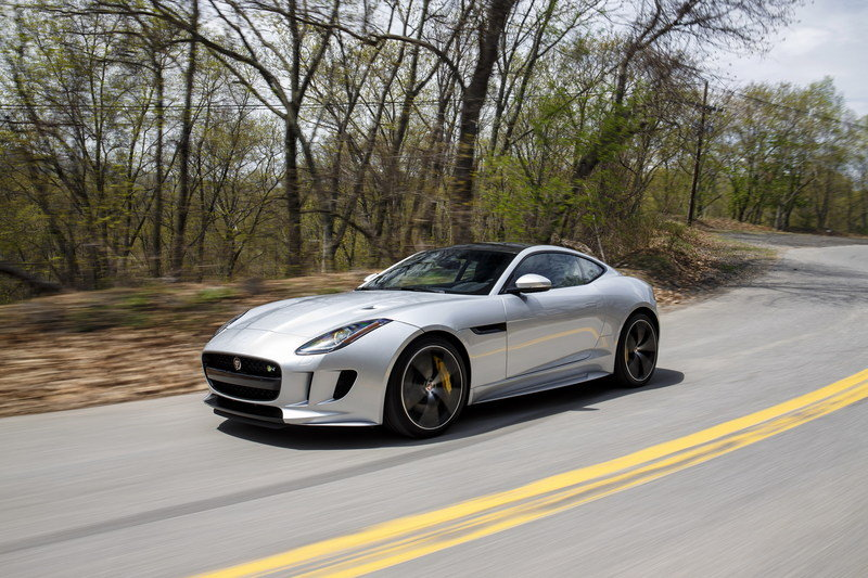 2017 Jaguar F-Type High Resolution Exterior - image 655250
