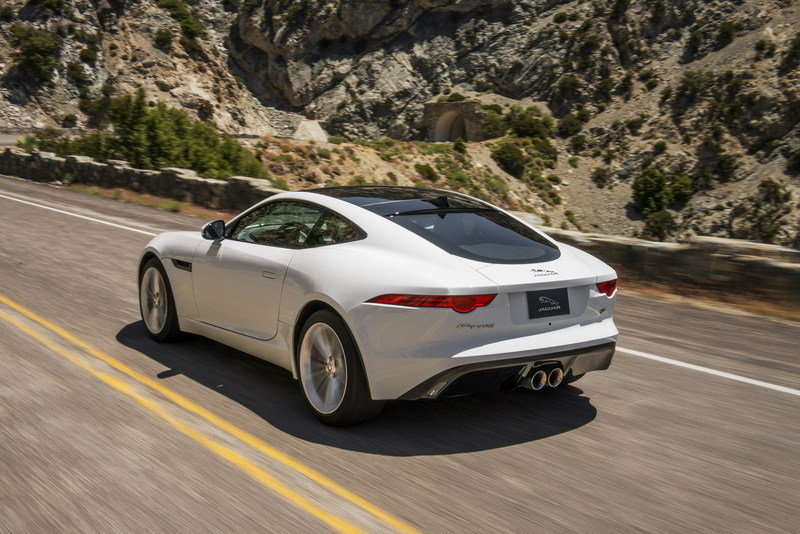 2017 Jaguar F-Type High Resolution Exterior - image 655285