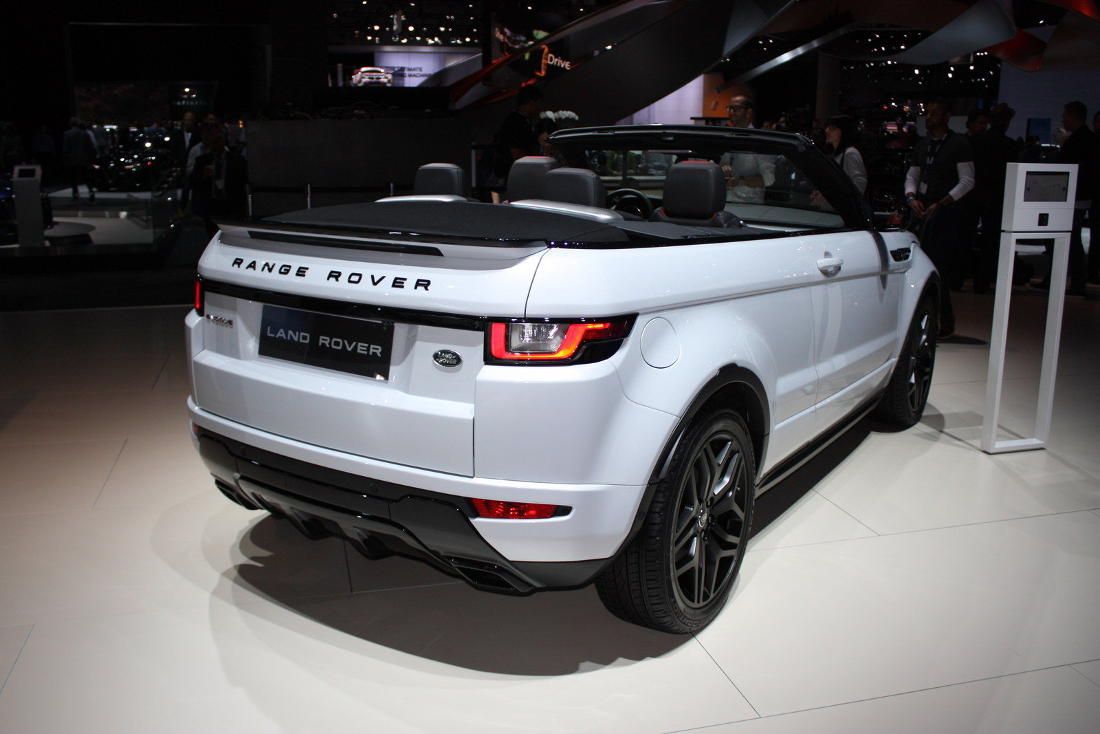 2017 land rover range rover evoque convertible picture 656793 truck review top speed. Black Bedroom Furniture Sets. Home Design Ideas