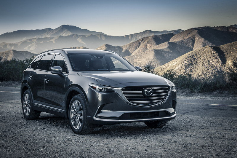 2017 Mazda CX-9 High Resolution Exterior - image 656343