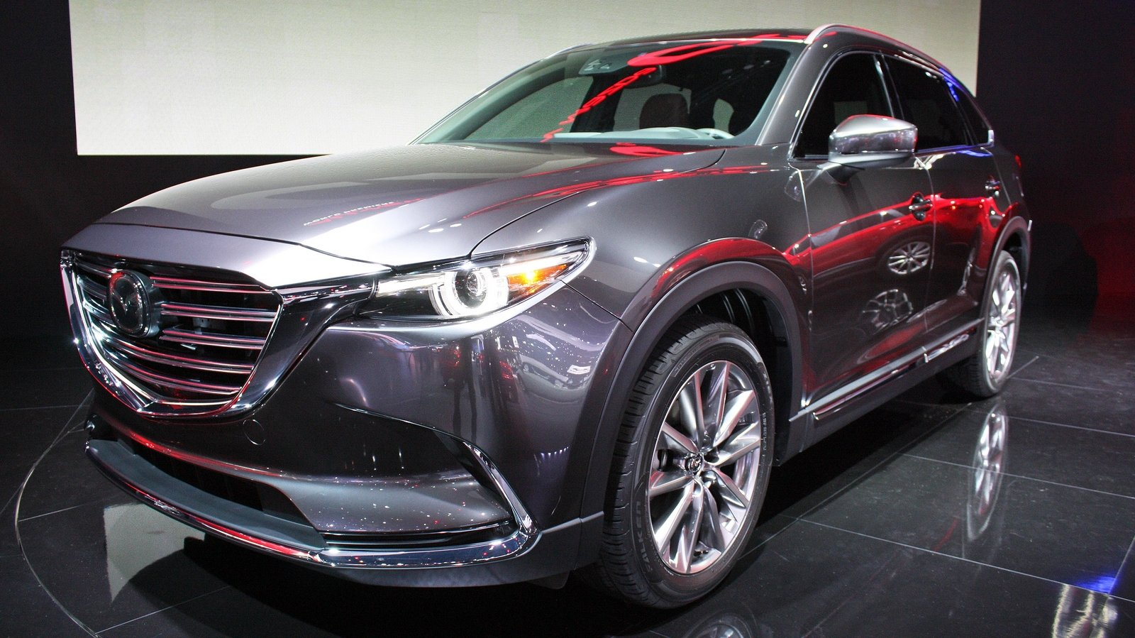 2017 Mazda CX-9 - Picture 656985 | car review @ Top Speed