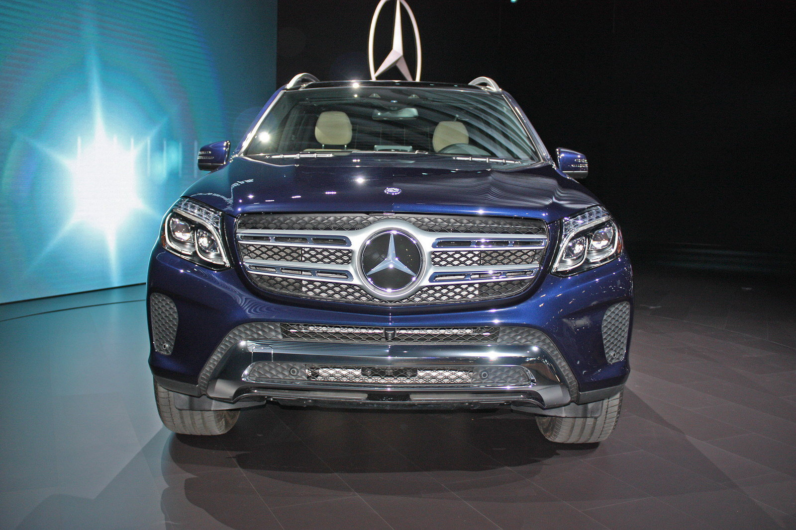 2017 mercedes benz gls class picture 656628 car review for 2017 mercedes benz gls class