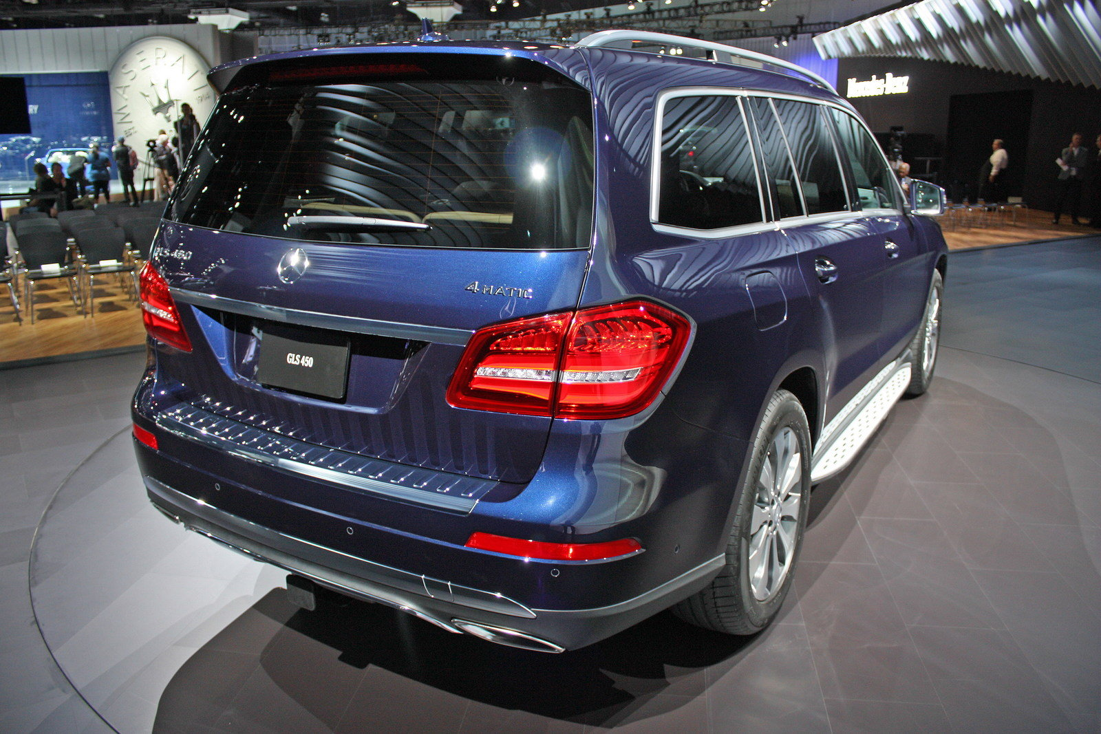 2017 mercedes benz gls class picture 656634 car review for 2017 mercedes benz gls class