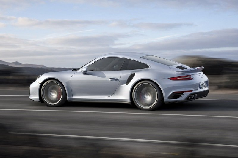 2017 Porsche 911 Turbo High Resolution Exterior - image 658135