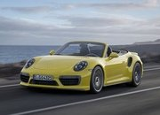 2017 Porsche 911 Turbo - image 658137