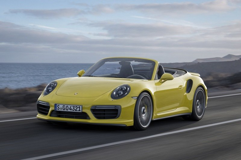 2017 Porsche 911 Turbo High Resolution Exterior Wallpaper quality - image 658137