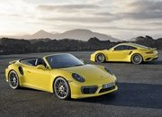 2017 Porsche 911 Turbo - image 658140