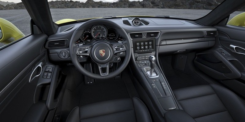 2017 Porsche 911 Turbo High Resolution Interior - image 658132