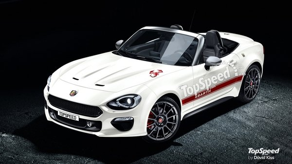 2018 Fiat 124 Spider Abarth Car Review Top Speed