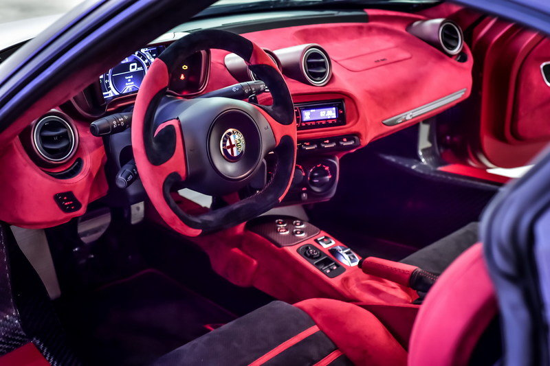 2016 Alfa Romeo 4C Spider By Garage Italia Customs