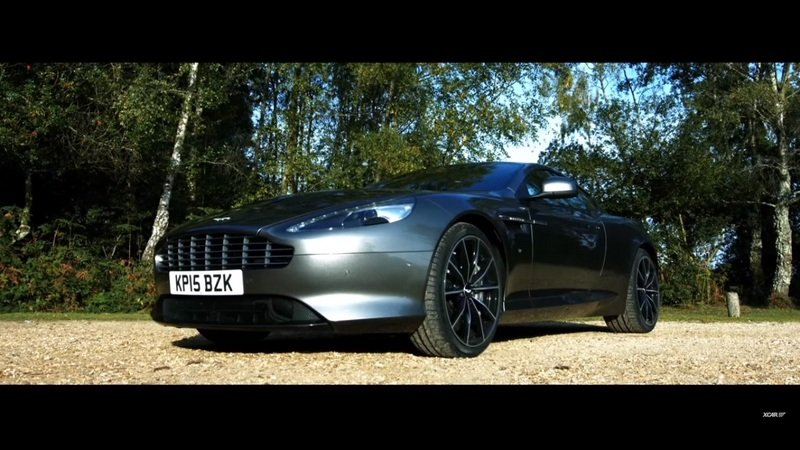 XCAR Says Goodbye To Aston Martin DB9 GT: Video