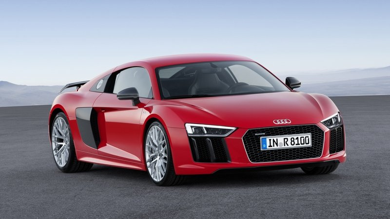 Audi Considers Entry-Level R8 With Five-Cylinder Turbo