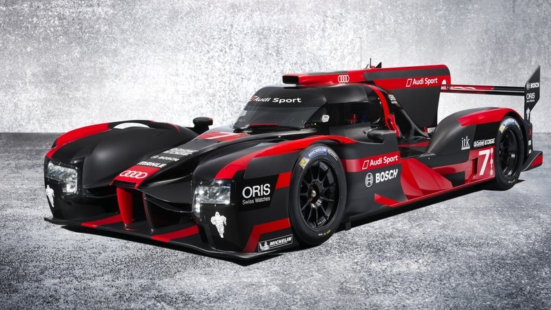 2016 Audi R18 High Resolution Exterior - image 658070