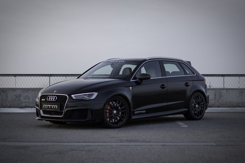 2015 Audi RS3 V8 By MTM High Resolution Exterior - image 657415