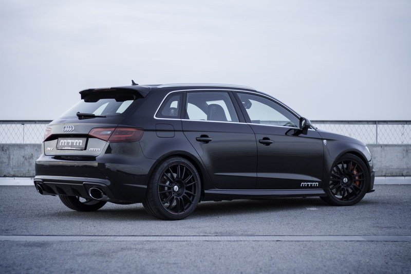 2015 Audi RS3 V8 By MTM High Resolution Exterior - image 657412