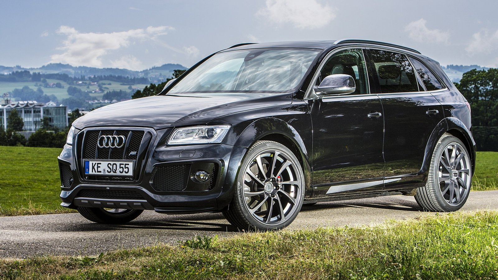 2015 audi sq5abt sportsline review - top speed