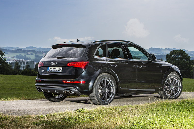 2015 Audi SQ5 By ABT Sportsline