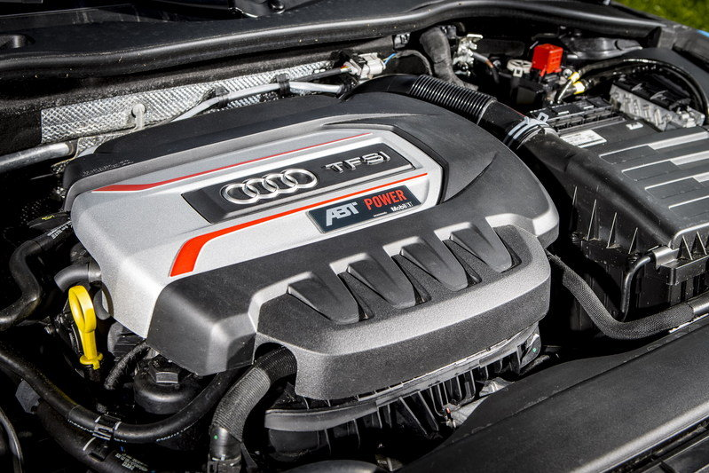 2015 Audi TTS By ABT Sportsline High Resolution Drivetrain - image 657503