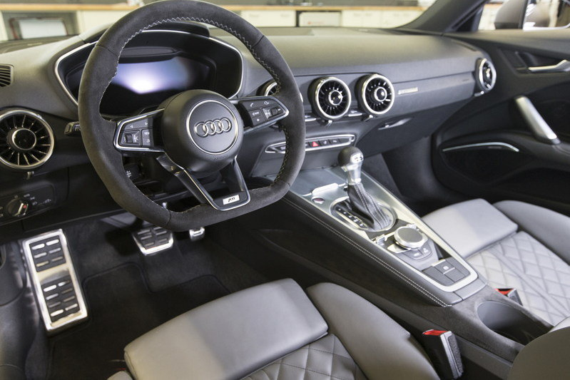 2015 Audi TTS By ABT Sportsline High Resolution Interior - image 657505