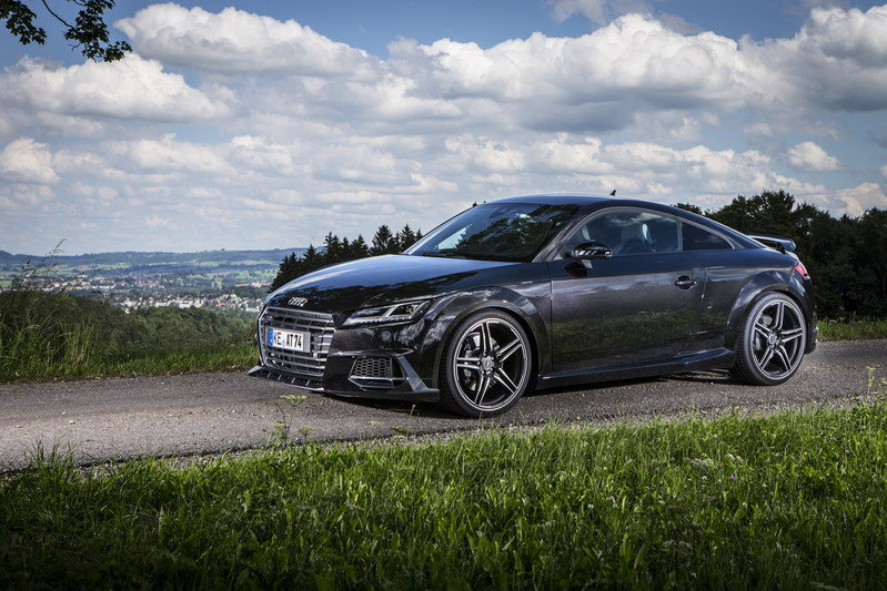 2015 Audi TTS By ABT Sportsline High Resolution Exterior - image 657497
