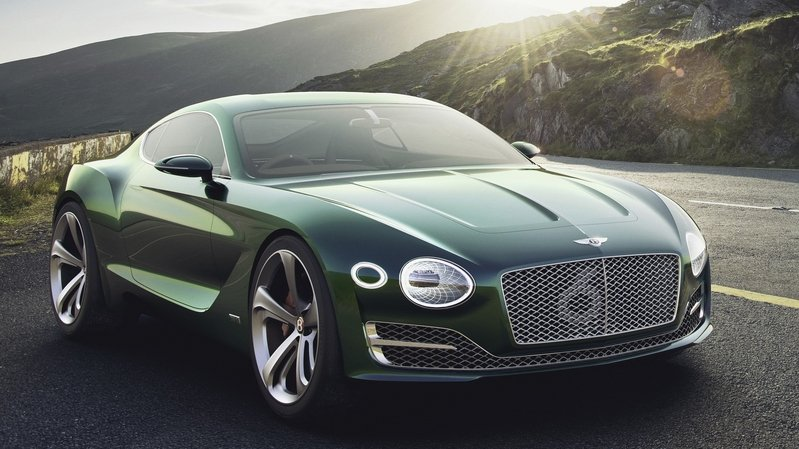 Bentley Confirms New SUV And New Sports Car