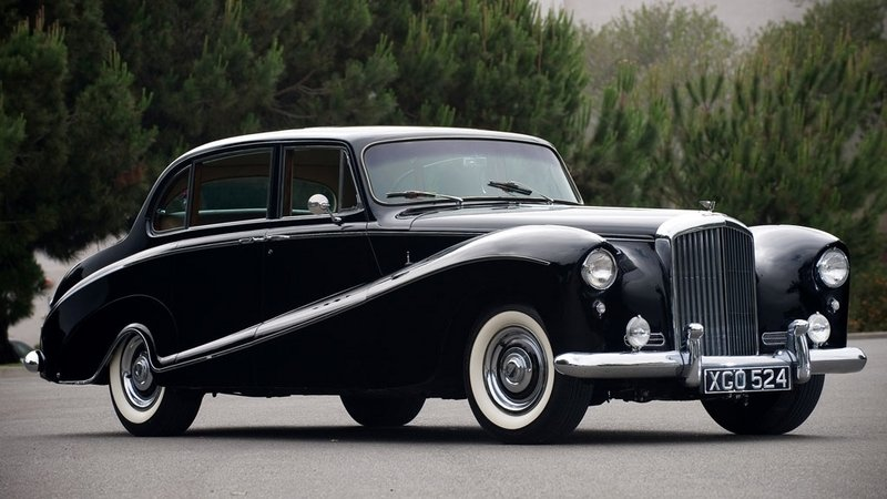 1959 Bentley S1 'Empress' Saloon