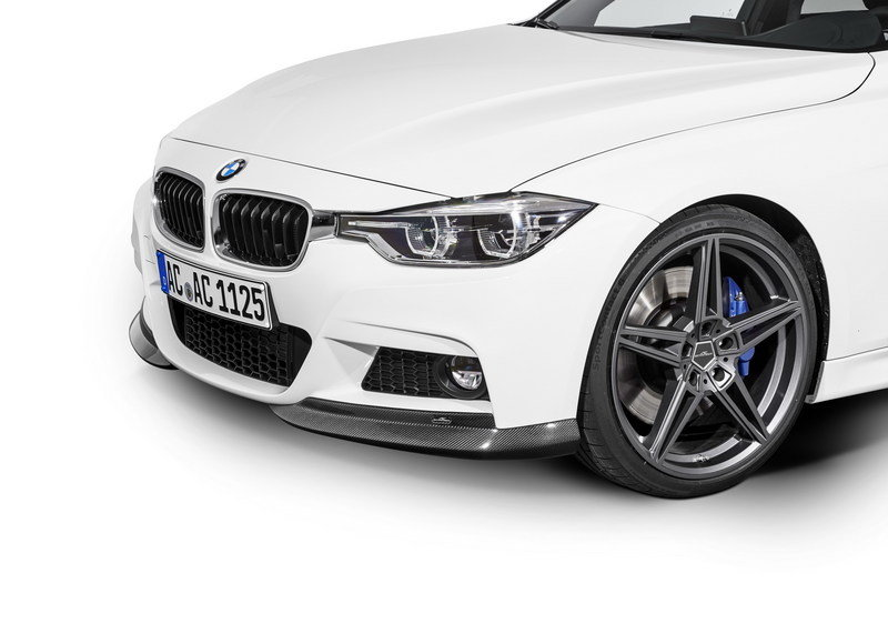 2015 BMW 3 Series LCI by AC Schnitzer High Resolution Exterior - image 657741