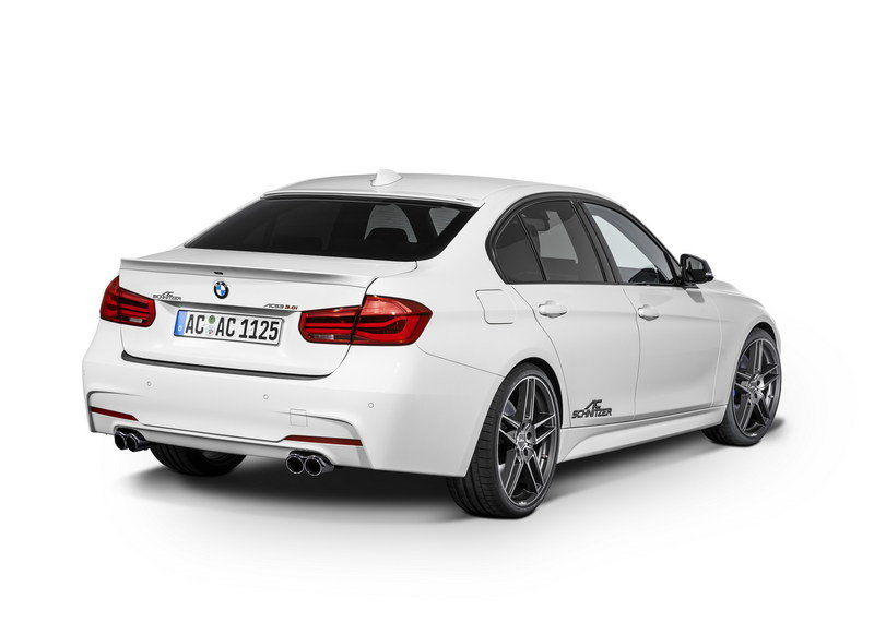 2015 BMW 3 Series LCI by AC Schnitzer High Resolution Exterior - image 657734