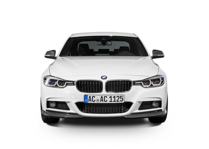 2015 BMW 3 Series LCI by AC Schnitzer High Resolution Exterior - image 657737