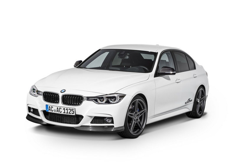 2015 BMW 3 Series LCI by AC Schnitzer High Resolution Exterior - image 657732