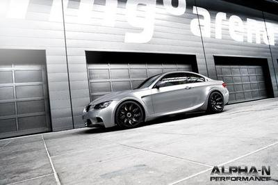 2008 BMW M3 Coupe By Alpha-N Performance Exterior - image 656603