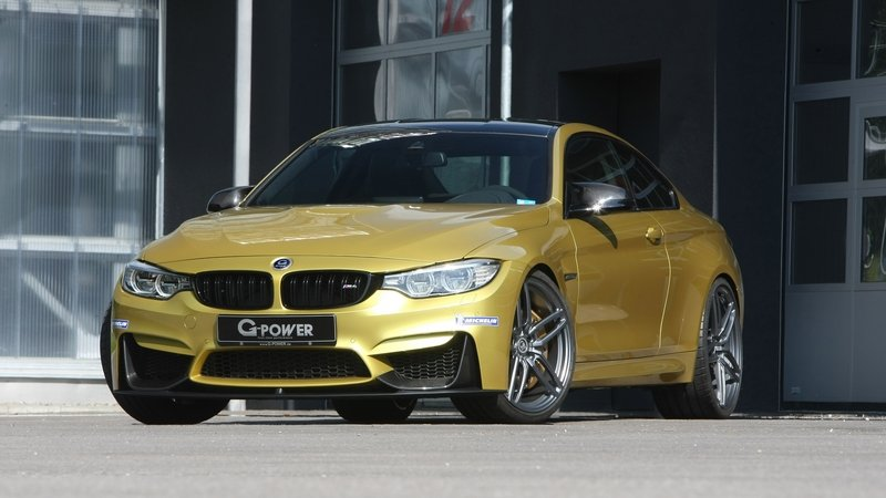 2015 BMW M4 By G-Power