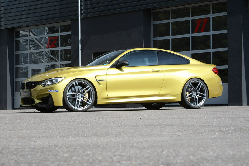 2015 BMW M4 By G-Power High Resolution Exterior - image 657377